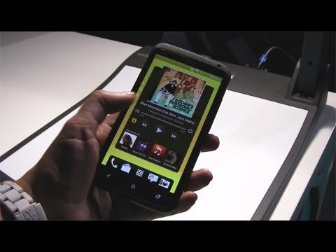 4G LTE HTC One XL - First Look