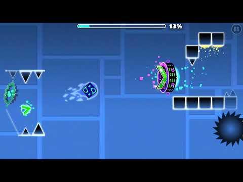 [Geometry Dash] Creeper Aw Man (Revenge) Layout