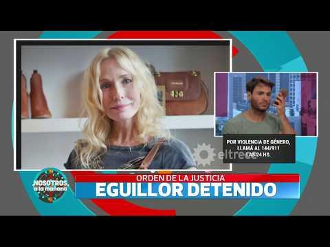 Habló Gloria Carrá, compañera de Thelma Fardín y Juan Darthés en Patito feo