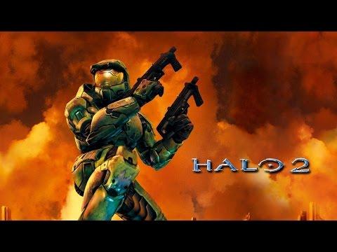 Halo 2 Game Movie - All Cutscenes HD