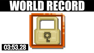 HOW I GOT THE OFFICIAL GROWTOPIA SPEEDRUN WORLD RECORD...
