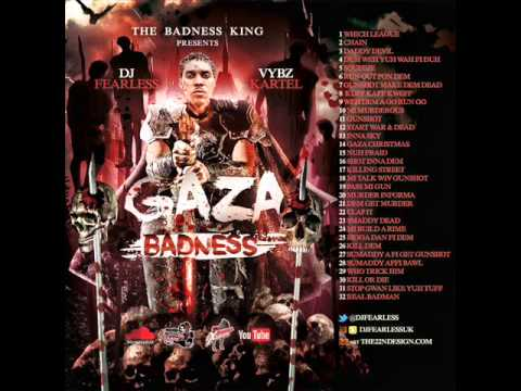 DJ FearLess - Gaza Badness Mix