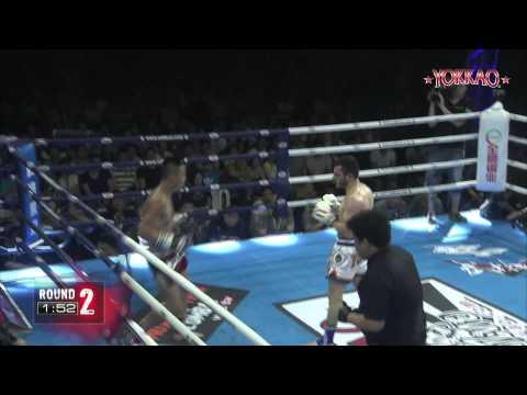 YOKKAO 9 China: Calogero Palmeri vs Yang Zhou - K-1 rules