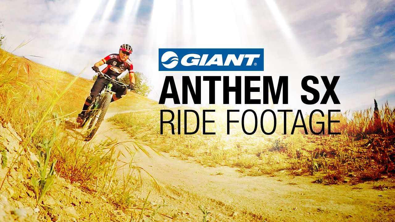 9249d4f5ef2 2016 Giant Anthem SX 27.5 Ride Footage at Powder Canyon Schabarum Park.  PRELUDEDRIVEN MTB