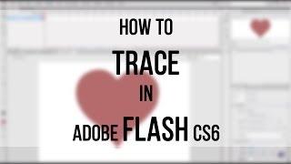 flash cs6'da bir nesne izleme nasıl - AB animasyon öğretici