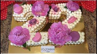 """Торт """"Цифры"""": рецепт от Foodman.club"""