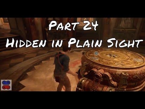 Uncharted 4 A Thief's End Walkthrough Part 24 - Hidden in Plain Sight