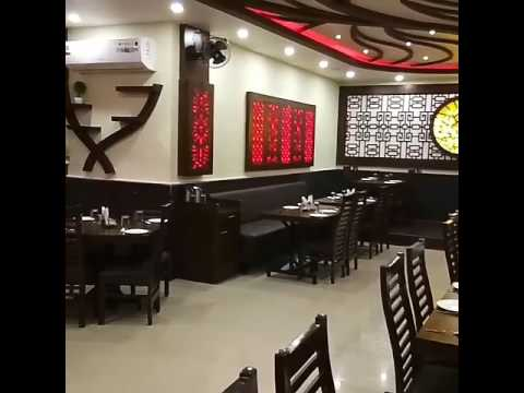 Shanghai court restaurant DLF township