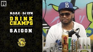 "Saigon On ""Love & Hip Hop,"" Acting On ""Entourage,"" Just Blaze, JAY-Z & More 