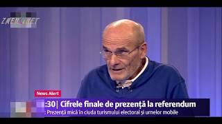 CTP despre Coalitia Pentru Familie si Referendum