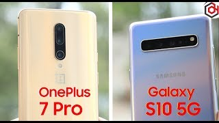 Chọn Mua Galaxy S10 5G Hay OnePlus 7 Pro SAMSUNG THUA   PHẦN 1