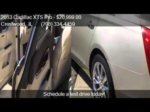 2013 Cadillac XTS Pro Coachbuilder-Extended for sale in Cres