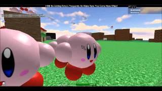 Roblox Find the Kirbys - Striped Kirby