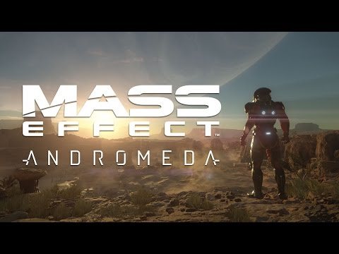 Mass Effect Andromeda, Масс Эффект Андромеда, Mass Effect Next, Mass Effect 4, Electronic Arts, Bioware, E3 2015, презентация, тизер, анонс