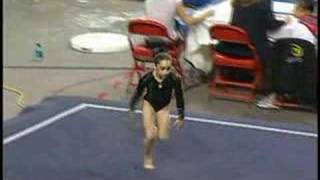 Jordyn Wieber 2006 JO Nationals Floor