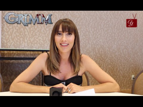 Grimm | Bree Turner Interview from San Diego ComicCon 2014 | yael.tv