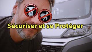 SÉCURISER ⛔️ PROTÉGER ❗️ VAN FOURGON AMÉNAGÉ CAMPING CAR - Alarme - Tracker GPS - Thitronik #VANLIFE