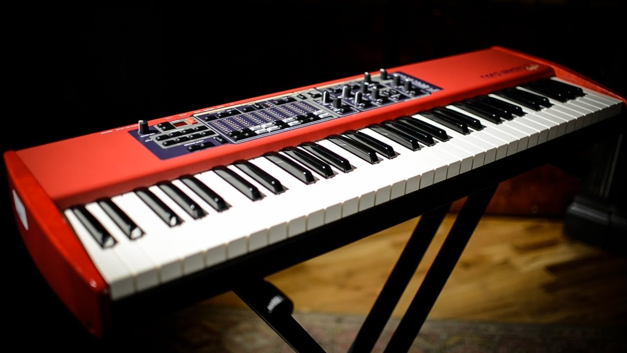 nord electro 2 sixty one youtube rh youtube com nord electro 2 service manual clavia nord electro 2 manual