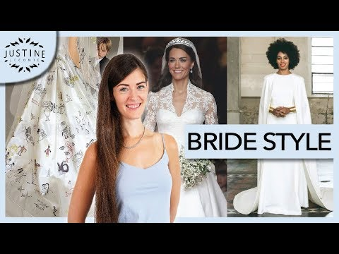 These 6 wedding dresses made history (and why Meghan Markle's dress didn't) ǀ Justine Leconte
