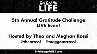 Go Get It LIFE YouTube Live Event with Theo Rossi, 2019