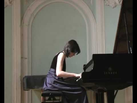 Magda Amara - Bach-Busoni Chaconne mov 1