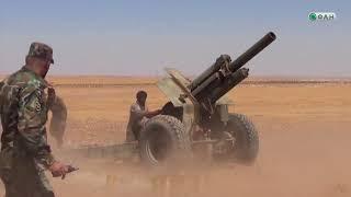 Военная обстановка в Сирии. Итоги недели 1-7 июля