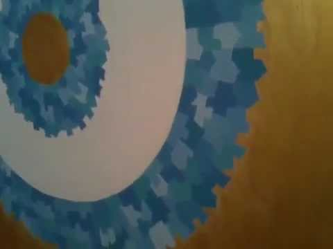 Escarapela argentina youtube for Papel de pared argentina