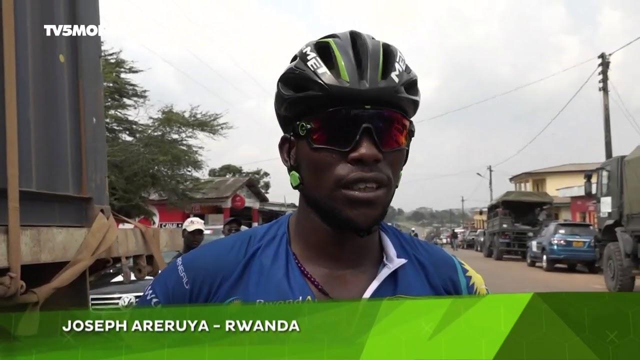 Cyclisme / Tour du Gabon 2018 - 4ème étape : Areruya prend la tête