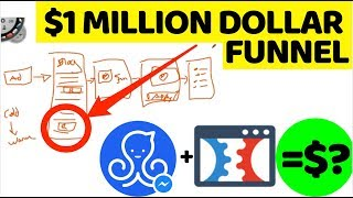 Million Dollar Funnel CAUGHT ON CAMERA ( ClickFunnels + MANYCHAT FULL Breakdown )
