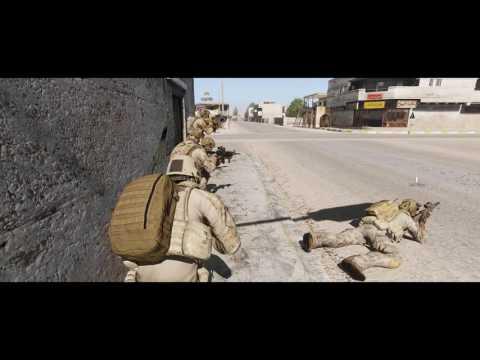 3d Marine Raider Battalion: 8321 Team Training 22MAR17