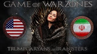 #ICYMI: Game of Warzones: Trumpgaryans vs Iranisters