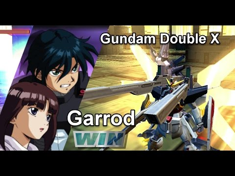 Gundam Vs. Gundam NEXT PLUS: Gundam Double X - Arcade Mission K