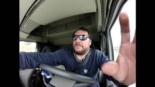 Camionisti  F.B rientro da Fabriano qualche giorno fà