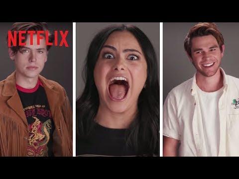 The Riverdale Cast As Memes | Netflix