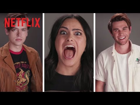 The Riverdale Cast As Memes | Netflix