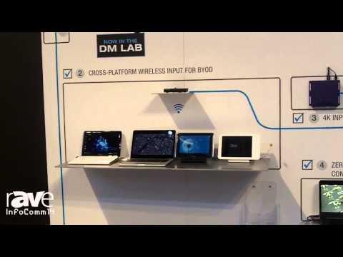 InfoComm 2014: Crestron Talks About Its DM Platform for Signal Distribution