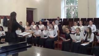 Гос.экзамен по работе с хором.Айдарова Залина