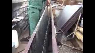 Гранулированное пеностекло в монолитной стене(Гранулированное пеностекло в монолитной стене Все о пеностекле: http://www.penosteklo.net проектирование, производст..., 2015-06-20T23:56:29.000Z)