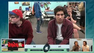[LUG Sm4sh — 2/15/18] LSemis: Red (Ness) vs. yeti (Mega Man)