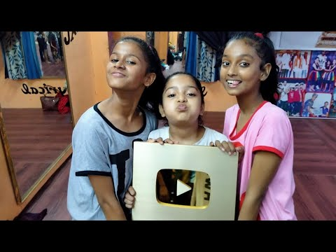 #sdking#smartsdking Masti Time Video Golden Play Button /smart/sd King/