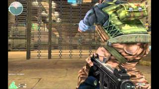 Crossfire - Online Multiplayer Gameplay (PC)