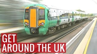 How to Travel Outside of London | UK Transportation Options