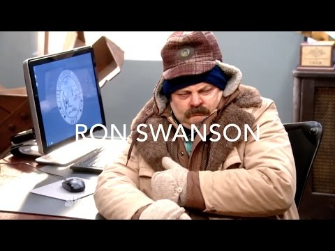 The Best Of Ron Swanson (Parks and Recreation)
