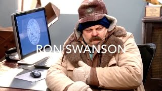 Video The Best Of Ron Swanson (Parks and Recreation) download MP3, 3GP, MP4, WEBM, AVI, FLV Oktober 2018