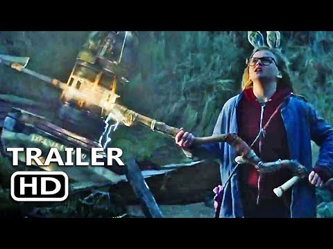 I KILL GIANTS | Official Trailer 2018 | Madison Wolfe, Imogen Poots