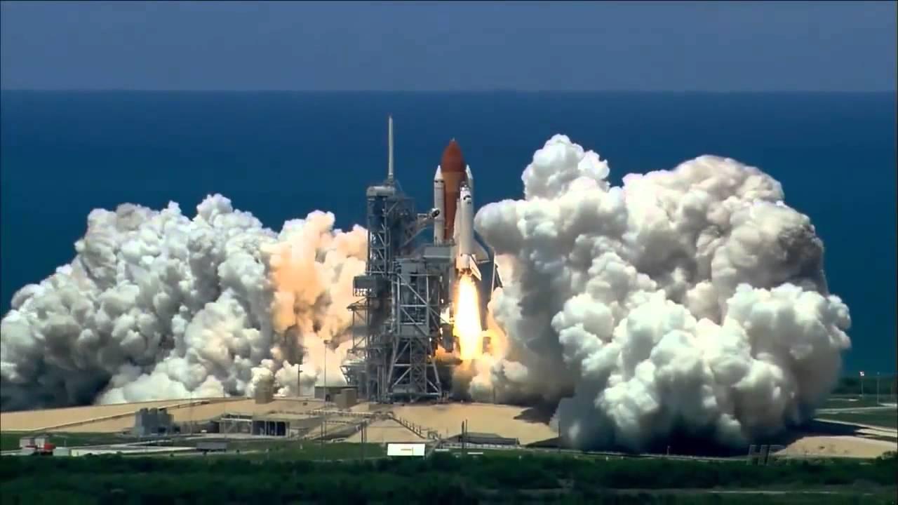 space shuttle start unfall - photo #17
