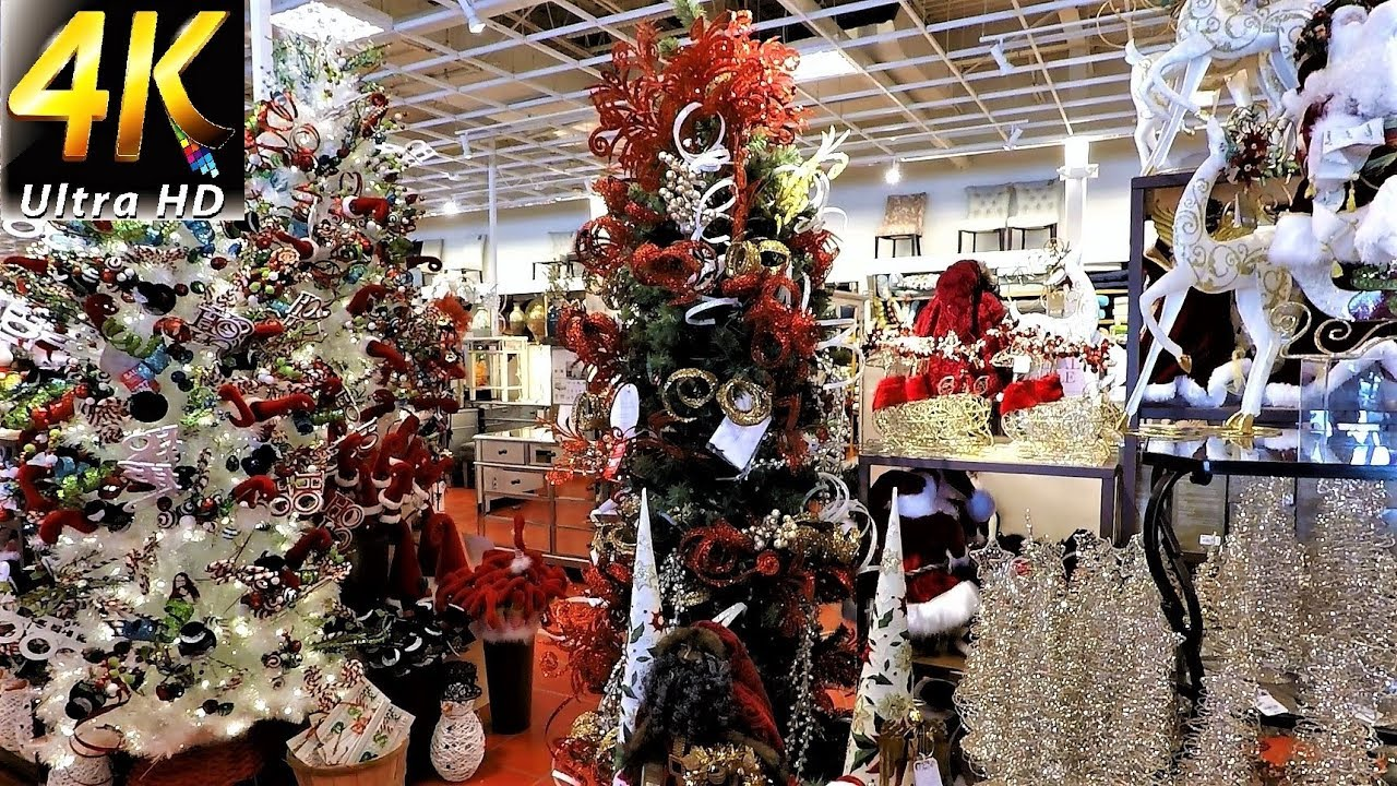 pier 1 imports christmas decor christmas decorations christmas shopping pier one imports 4k