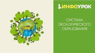 Система экологического образования | Видеолекции | Инфоурок
