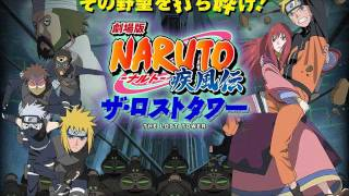 Naruto Shippuuden Movie 4 Soundtrack 30-Hikariniwa