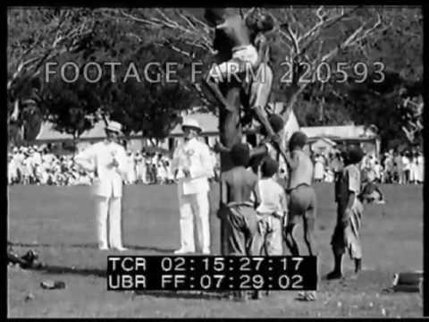 US Marines in Nicaragua 1920s - 220593-03 | Footage Farm